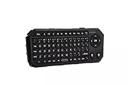 Seenda IBK-22 2.4GHz Mini Portable Wireless Mouse with QWERTY Keyboard + Remote Control TV