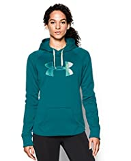 Under Armour Women's UA Storm Armour® Fleece Big Logo Hoodie