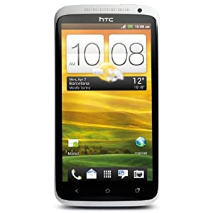 HTC S720E-WH with Beats Audio Unlocked GSM Android SmartPhone - No Warranty - White