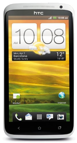 HTC One X with Beats Audio Unlocked GSM Android SmartPhone - No Warranty - White