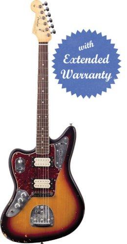 best sellers electric guitars best deal fender kurt cobain jaguar left handed rosewood. Black Bedroom Furniture Sets. Home Design Ideas