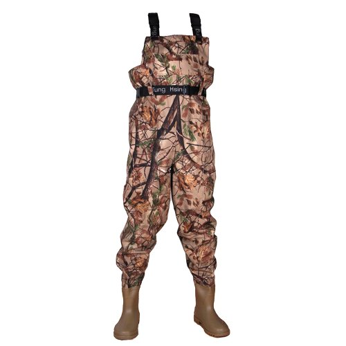 Free Fisher Fishing Stocking Foot Chest Wader