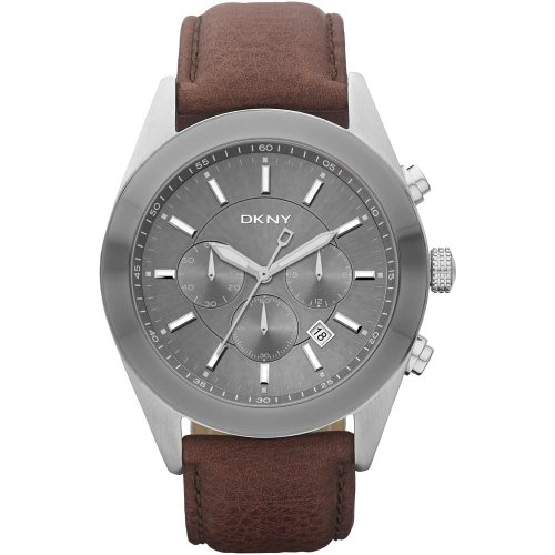 DKNY NY1509 Mens Casual Chronograph Brown Watch