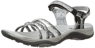 Karrimor Womens Martinique IV L Athletic and Outdoor Sandals K709-BKG-145 Black/Grey 4 UK, 37 EU, 5 US