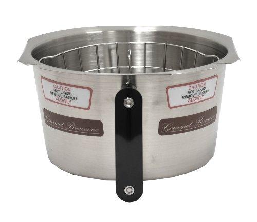 Wilbur Curtis  Brew Cone Gourmet Large Capacity  - Commercial-Grade Brew Basket - WC-3354 (Each)