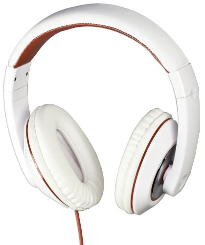 Soundlogic Dynabass Headphones With Microphone (White)