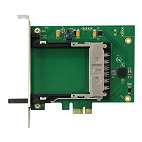 CB242A v1.1a : PCI Express-CardBus/PC�J�[�h���[�_�[ ver1.1a