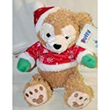 12 Disney Duffy Holiday Teddy Bear - Limited Edition