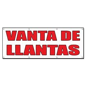 Amazon.com : Venta De Llantas Tire Sale Auto Body Shop