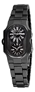 Philip Stein Women's 1CB-MB-CB Signature Black Stainless Steel Watch
