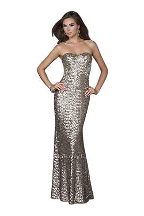 La Femme 17506 at Amazon Women's Clothing store: Dresses