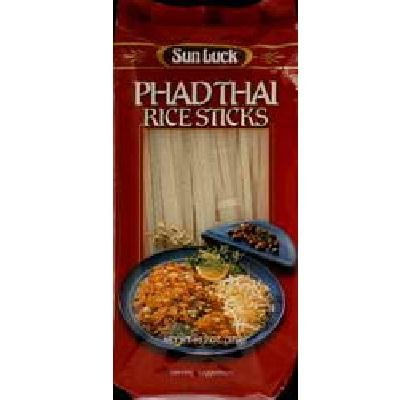 Sun Luck Pad Thai Rice Sticks 13.2 oz (Pad Thai Rice Stick Noodles compare prices)