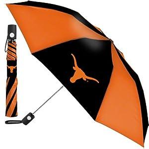 Buy NCAA McArthur Texas Longhorns 42'' Folding Umbrella by WinCraft