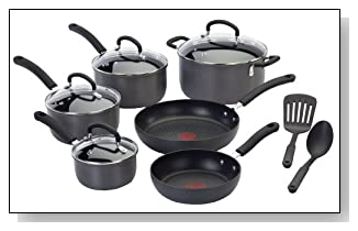 T-fal Anodized Cookware Set