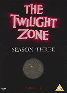 Twilight Zone - Series 3 (Black & White) [DVD]