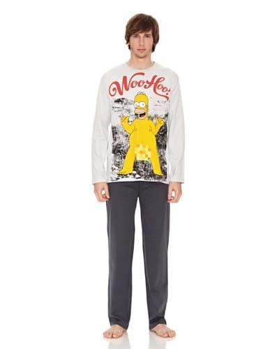 Licencias Pijama Gris «Ts.Woo Hoo»