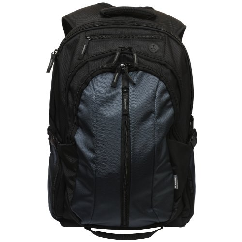 Filemate Reach Pro Series Functional Backpack, Black/Grey (3Fmnd850Bk16-R) front-556452