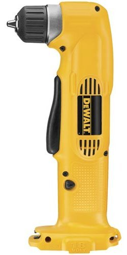 DeWalt DW960B 18-Volt Cordless 3/8″ Right Angle Drill/Driver (Tool Only, No Battery)