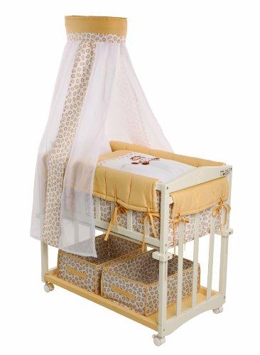 gong gede roba 8943w p72 babysitter 4 in 1 stubenbett. Black Bedroom Furniture Sets. Home Design Ideas