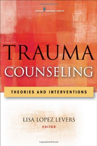 Trauma Counseling: Theories And Interventions front-798486