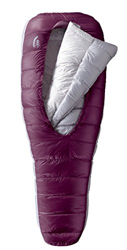 Sierra Designs DriDown Backcountry Bed 800-Fill 3 Season Sleeping Bag