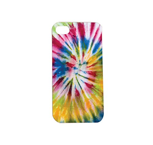 Tye Dye Tie Die Plastic Case Cover Compatible with Apple iPhone 5s (Tye Dye Cases For Iphone 5s compare prices)
