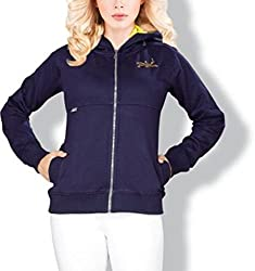 Erdferkel & Wobbegong Women's Jacket (ENW_6_Dark Blue_Large)