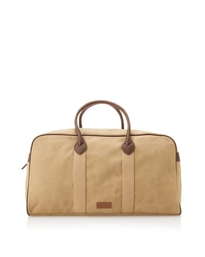 French Connection Men's Forrest Cotton Carryall, Gobi