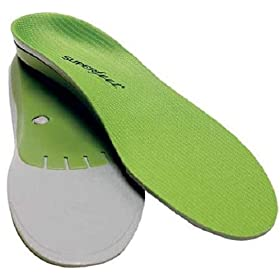 Superfeet Unisex Green Premium Insoles For Maximum Support