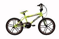 Flite Panic Mag Boys BMX Bike - Bright Green, 20 Inch by Flite