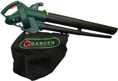 QGarden BV2500 Garden Leaf Blower/Vacuum Shredder