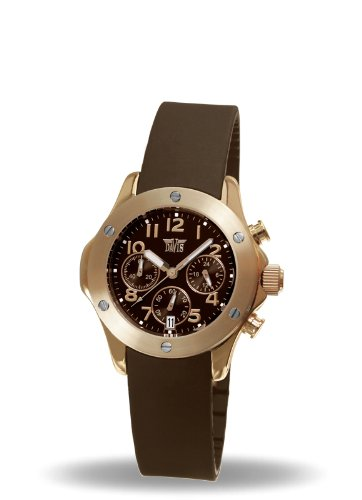 17bb9d682b6f Davis 1347 - Reloj analógico de cuarzo para mujer color oro rosa