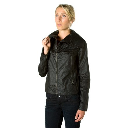 RVCA Killing The Light Jacket - Women's Black, XL