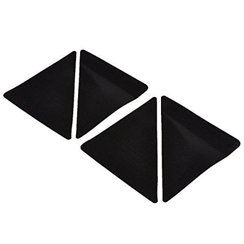 vorcool-15-75-cm-antiscivolo-tappeto-pad-pinza-di-tappeto-antiscivolo-4-pzset-nero