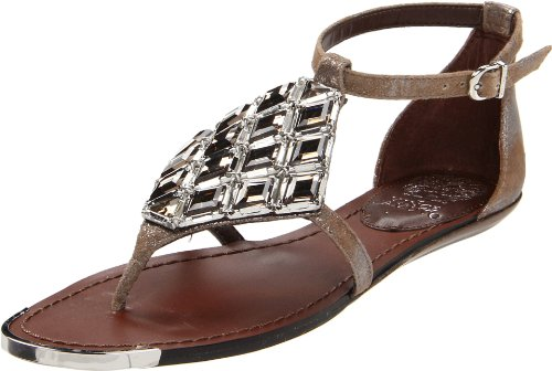 Vince Camuto Women's Karell Sandal,Hazel,8 M US