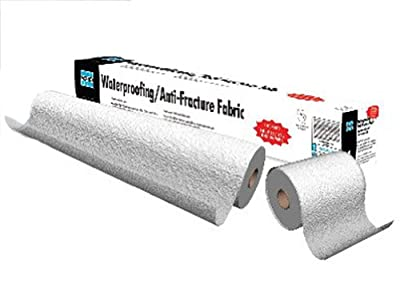 Laticrete Waterproofing Membrane Fabric - 300 Sqft Roll from Laticrete