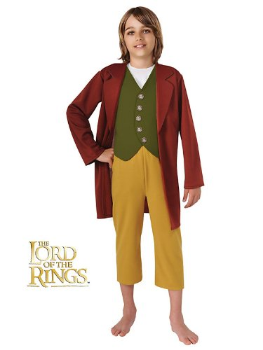 The Hobbit Bilbo Baggins Costume