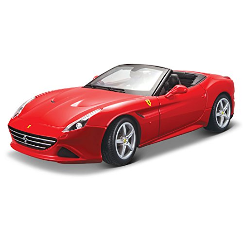 Bburago-16007R-Modellauto-118-Ferrari-California-T-rot