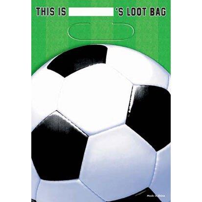Soccer Loot Bags 8ct