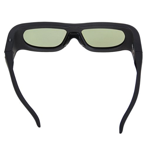 Storm Store 120Hz IR and Bluetooth Rechargeable 3D Active Shutter Glasses for Sharp LCD-52LV925A LCD-60LV925A LCD-46LX830A LCD-52LX830A LCD-52LX840A LCD-80LX842A LCD-52X50A LCD-60X50A LCD-70X55A 3D TV (Black) crazyfire led flashlight 18000 lumens 15xcree xml t6 lantern torch with 2x rechargeable 4200mah 18650 battery battery charger