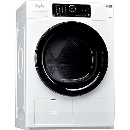 Whirlpool HSCX 80531 Libera installazione Caricamento frontale 8kg A+++ Bianco