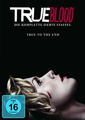 True Blood - Die komplette siebte Staffel [4 DVDs]