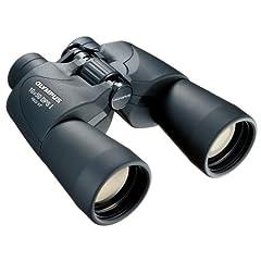 Olympus 118760 Trooper 10x50 DPS I Binocular (Black) by Olympus