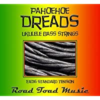 UBASS STRINGS, BLACK-GREEN-YELLOW-RED