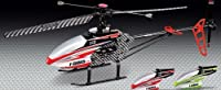 MJX F645 F45 4ch LCD 2.4GHZ Large Single Blade Rc Helicopter from Meijiaxin