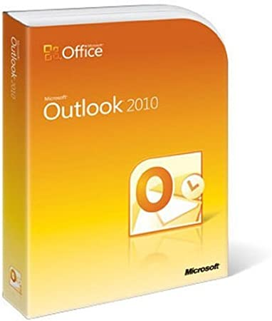 Microsoft Outlook 2010 - 1PC/1User