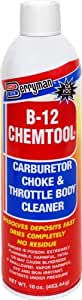 Berryman (0117C) B-12 Chemtool Carburetor/Choke and Throttle Body Cleaner - 16 oz.