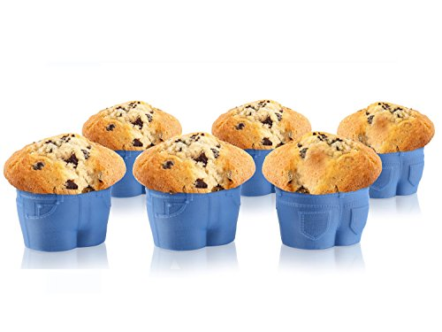 Joyoldelf Set of 6 Mr Muffin