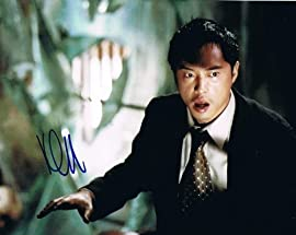 KEN LEUNG - Saw AUTOGRAPH Signed 8x10 Photo