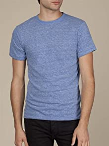 Men's Eco-Heather Crew